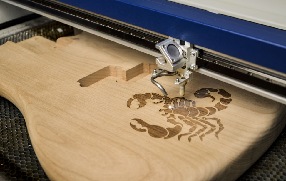Laser grabacion madera metal palencia